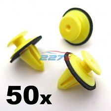 50x Land Rover Discovery 3 (LR3) Exterior Windscreen A-Pillar Trim Clips