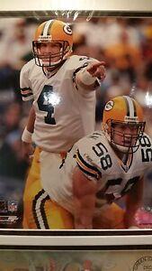 2004 - New Brett Favre - Green Bay Packers Photo - 12x16 - Lambeau Field