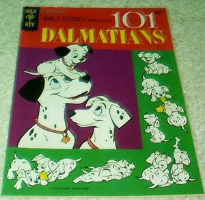 Walt Disneys 101 Dalmations 10247-002 NM 9.4 1969 GoldKey Filecopy 40% off Guide