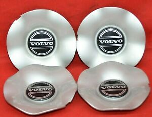Set of 4 VOLVO 1992 - 2002  850 S70 XC70 Hubcaps Center Cap Caps 9140405 OEM