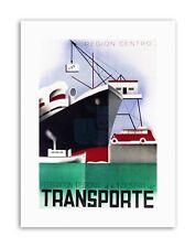 SPANISH CIVIL COMMUNIST CNT SPAIN Poster Vintage Sport Military Canvas art
