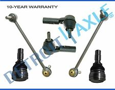NEW 6pc Front Suspension Ball Joint Tie Rod Sway Bar Kit for 2005-2009 Mustang