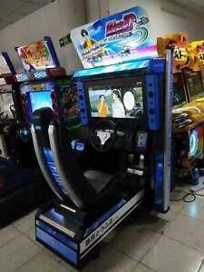 Initial D 4 Arcade Topper Decal Set