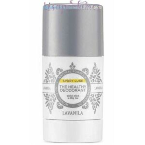 Lavanila The Healthy Deodorant Sport Luxe Solid Stick 1.0oz / 28g NIB
