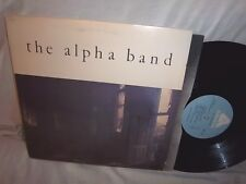 ALPHA BAND (T-BONE BURNETT)-SELF TITLED-ARISTA AL 4102 NO BARCODES VG+/VG LP