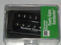 Seymour Duncan TB-PG1 Pearly Gates Trembucker Pickup BLACK   New with Warranty