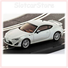 "Kyosho DSlot43 Toyota 86 GT Limited ""Pearl White"" 1:43 Slotcar D143 10 90102"