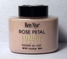 Ben Nye Rose Petal Authentic Luxury Powder 1.5 oz