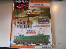 **s Loco Revue n°694 BB 9004 Roco en H0 / La 121 PLM série 111 à 400 en H0