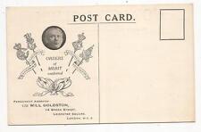HORACE GOLDIN POST CARD - Postally Unused - Postcard