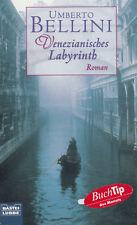 Umberto Bellini: Venezianisches Labyrinth - ein spektakulärer Kriminalfall