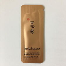 Sulwhasoo Concentrated Ginseng Renewing Cream EX Light 1ml * 30pcs Anti-Aging