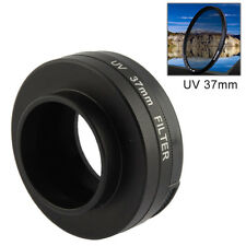 37mm UV Filter Lens with Cap for GoPro Hero 4 / 3+ / 3 New ( 0858)