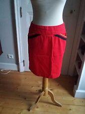 Jean-Charles de Castelbajac jupe rouge  taille 38 40