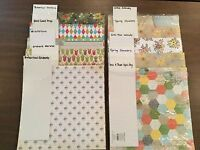 Stampin' Up! DESIGNER'S SERIES PAPER, RETIRED NIP, Great Selection