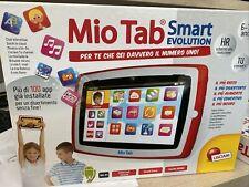 tablet per bambini Mio Tab Lisciani