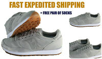 Mens Saucony Casual Walking Sneaker Gray Camo / Black Memory Foam Technology NEW