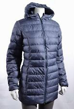 Eddie Bauer Womens Cirruslite Down Parka Packable Jacket Lightweight Blue XL