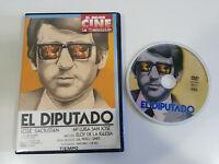 EL DIPUTADO DVD JOSE SACRISTAN ELOY DE LA IGLESIA