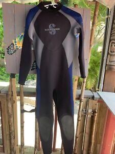 Scubapro Wetsuit M/L Men 3mm