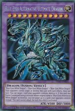 YuGiOh Blue-Eyes Alternative Ultimate Dragon Prismatic Secret Rare TCGAtzenJens