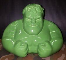 Marvel Avengers Hulk Ceramic Coin Bank With Sound