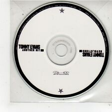 (FU330) Tommy Evans, Another Hit - 2004 DJ CD