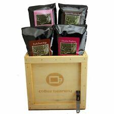 Box Of Chocolates Coffee Crate