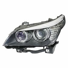 Headlight fits: BMW 5 (E60) Xenon '03-> Left | HELLA 1LL 164 909-001