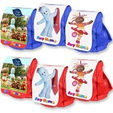 Personalised IN THE NIGHT GARDEN school bag kids childrens backpack nursery