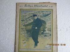 WWII-THE WAR ILLUSTRATED-1944-ORIGINAL EDITIONS x 8