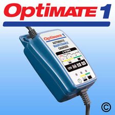 OptiMate 1 + 0.6amp Battery Charger & Maintainer UK Supplier Warranty 2018 (NEW)