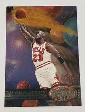 1997-98 SKYBOX METAL UNIVERSE #23 MICHAEL JORDAN CHICAGO BULLS INSERT! Free Ship