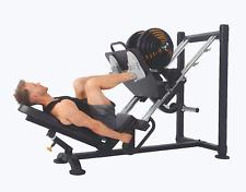 Powertec Leg Press (P-Lp19) Weight Training Exercise Fitness System