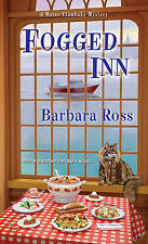 NEW Fogged Inn (A Maine Clambake Mystery) by Barbara Ross