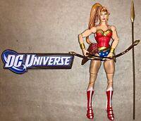 "DC Universe Classics Despero BAF Build A Figure Wave 4 Artemis 6"" Lot"