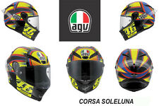 BRANDNEW AGV CORSA MOTORCYCLE FULL FACE HELMET SOLELUNA SIZE XL