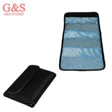 Lens Filter Wallet Case 6 Pockects For 25mm to 82mm round or square Filters