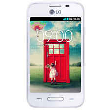 """LG L40 D160f White 3.5"""" Screen 3MP Camera 1.2GHz Dual Core Android v4.4.2"""