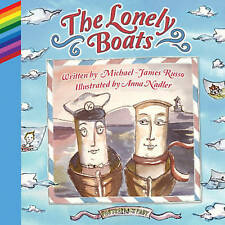 The Lonely Boats by Anna Nadler, Michael-James Russo   Paperback Book   97819431