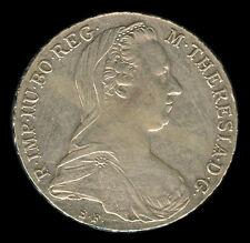 1780 Austria THERESIA Silver Coin - Stock # 2