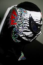 Wrestling Mask Pentagon Jr UNDERGROUND WWE the best Mexican fight toy Cero Miedo