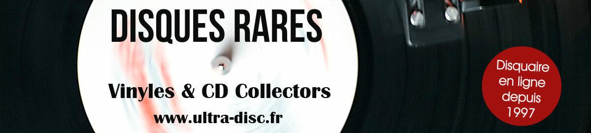 Disques Vinyles et CD Rares