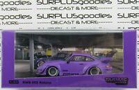 Tarmac Works 1:43 Scale 2020 Purple PORSCHE 993 RWB Rauh-Welt Begriff ROTANA