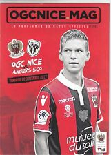 OGC Nice v  Angers SCO 2017/18 (22 Sep)