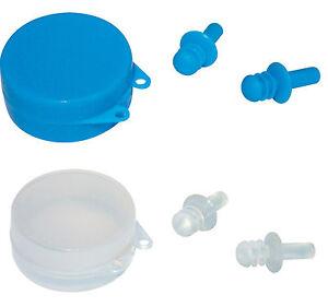 Bestway Ohrstöpsel mit Box Wasserschutz Ohr Stöpsel Schwimmen Badespaß