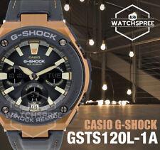 Casio G-Shock G-Steel Series Watch GSTS120L-1A GST-S120L-1A AU FAST & FREE*