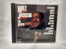 Milt Jackson The Harem 1991 Music Masters                                 cd5752