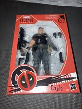 "Hasbro Marvel Legends Cable 6"" Action Figure Deadpool NEW SEALED BOX"