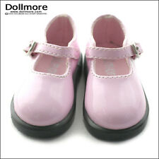 Dollmore Bjd New Msd - Basic Girl Shoes (Pink Enamel)